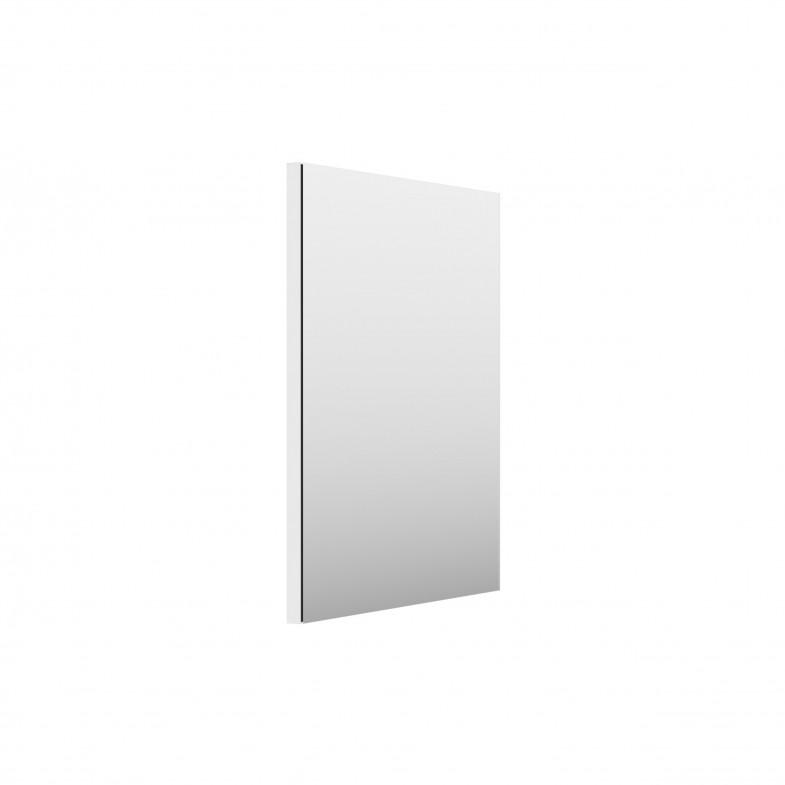 CHRIS BERGEN Rahmenspiegel, Maße: 70 cm x 70 cm x 2 cm