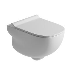 CHRIS BERGEN spülrandloses Tiefspül-WC, wandhängend
