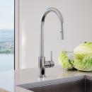 CHRIS BERGEN Schwenkbare Design-Küchenarmatur