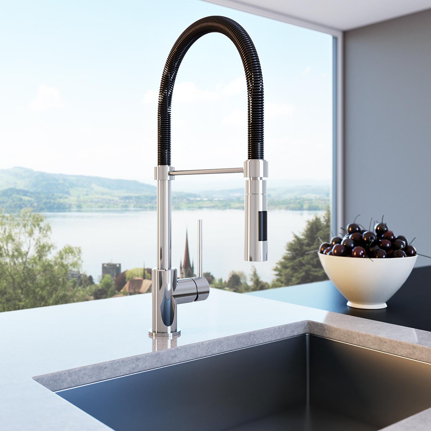 Design Küchenarmaturen